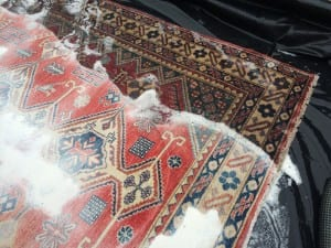 Professional Rug Cleaning for Silk Persian Ziegler Afghan Oriental Rugs in West London Surrey Berkshire Oxfordshire Buckinghamshire Hampshire Wiltshire