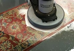 Industry Standard Rug Cleaning